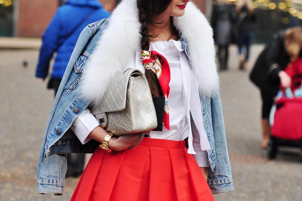 Неделя моды в Лондоне,  часть II. Изображение № 28.