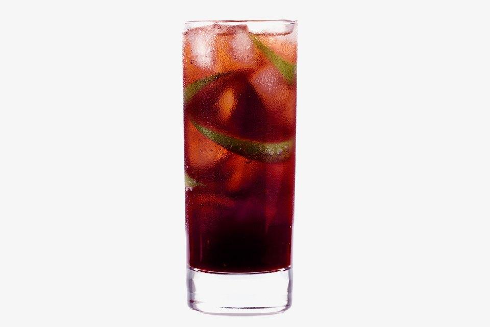 На раз-два: Новогодние коктейли из двух ингредиентов. Изображение № 1.