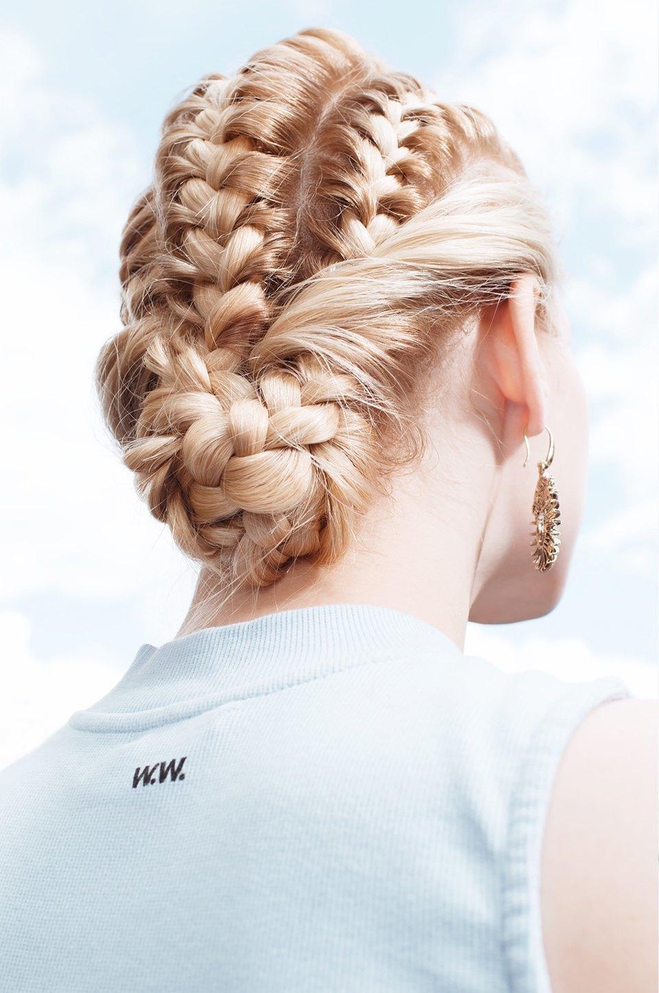 5 высоких летних причесок для длинных волос. Изображение № 2.