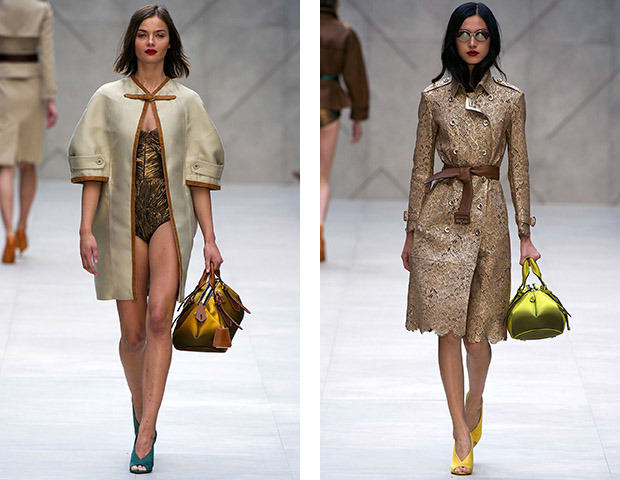 Неделя моды в Лондоне: Показы Burberry Prorsum, Christopher Kane, Mark Fast и Erdem. Изображение № 3.