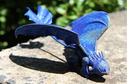 Ученые подарили девочке дракона. Изображение № 1.