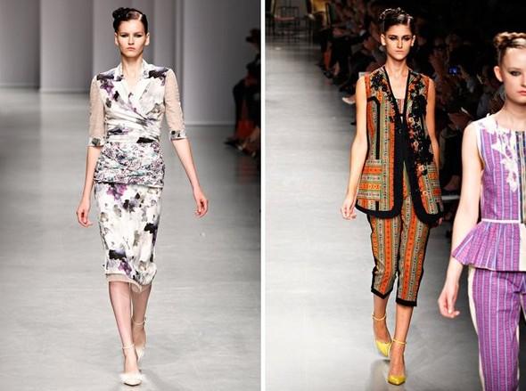 Показы Milan Fashion Week SS 2012: День 3. Изображение № 8.