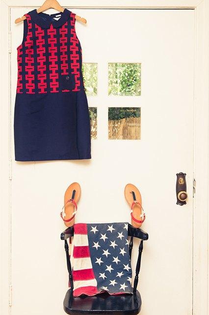 Коллекция Зои Дешанель для Tommy Hilfiger поступила в магазины. Изображение № 9.