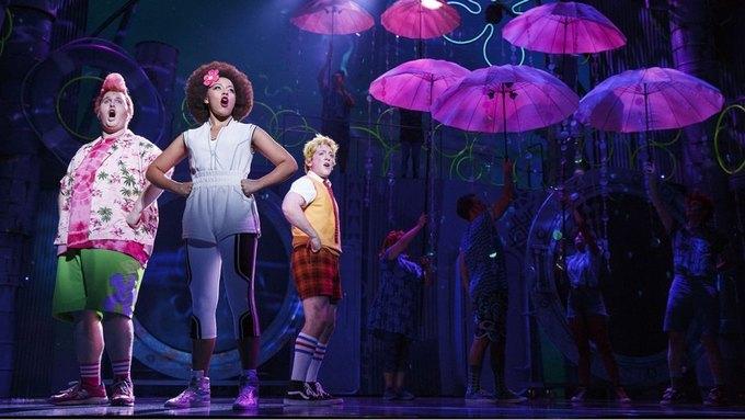 На Бродвее покажут мюзикл о Губке Бобе Квадратные Штаны. Изображение № 1.