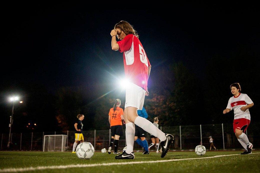 Тренер Алла Филина  о женском футболе  и сексизме в спорте. Изображение № 3.