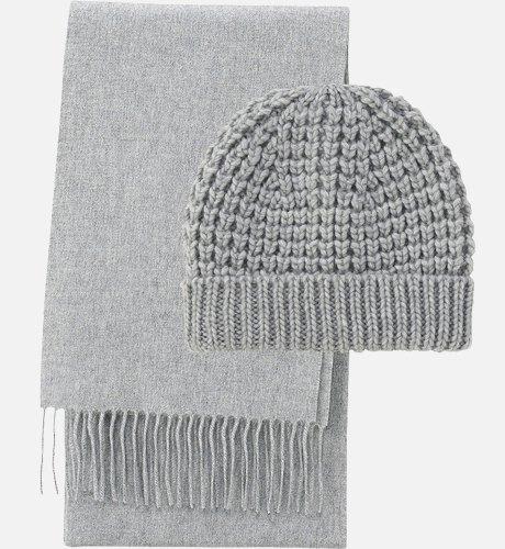 Полный комплект: Шапки и шарфы на холода. Изображение № 2.