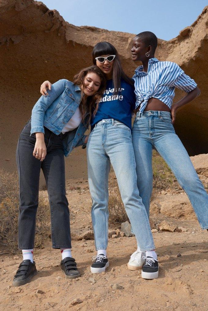 Сила денима: Monki показали лукбук новой коллекции «Just Jeans» . Изображение № 2.