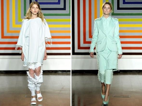 Показы на London Fashion Week SS 2012: День 3. Изображение № 14.