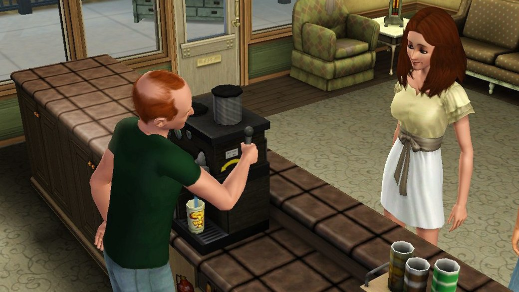 Как юные фанатки The Sims представляют себе взрослую жизнь. Изображение № 9.