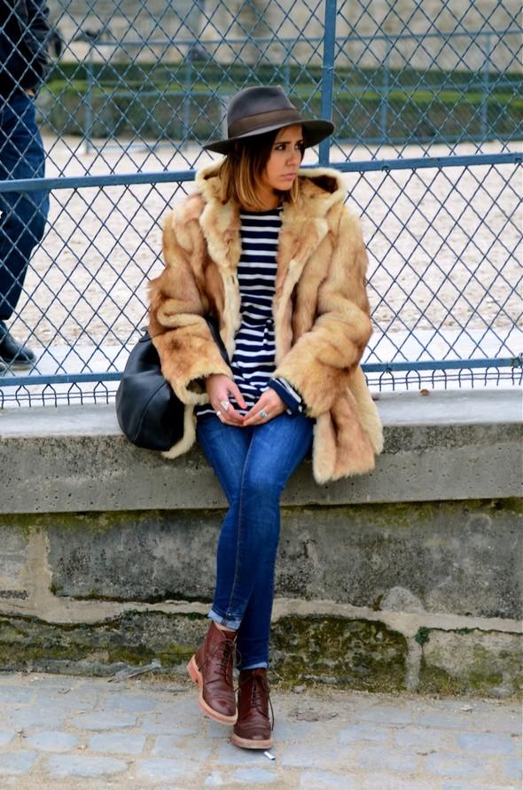 Неделя моды в Париже: Streetstyle. Изображение № 15.