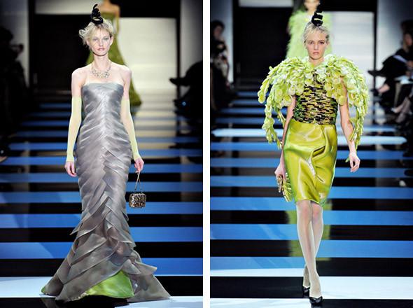 Armani Privé Spring 2012 Haute Couture . Изображение № 5.