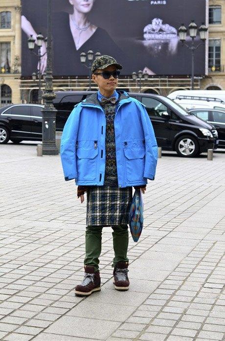 Гости Парижской недели моды FW13, часть 1. Изображение № 3.