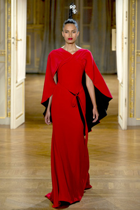 Alexis Mabille Haute Couture FW 2012. Изображение № 62.