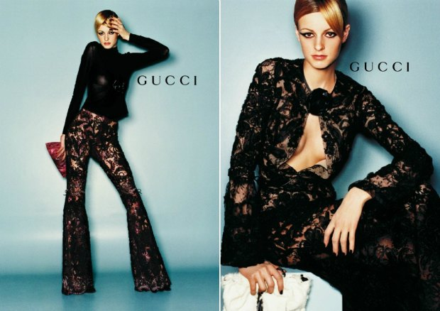 Рекламная кампания Gucci осень-зима — 1999/2000. Изображение № 22.