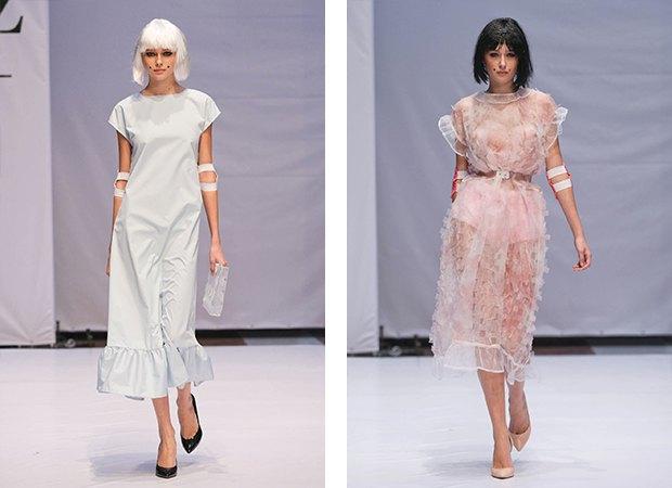 Kiev Fashion Days, часть II: Что показали украинские дизайнеры. Изображение № 4.