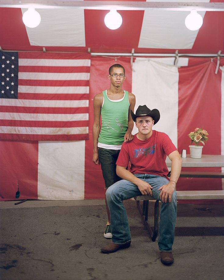 Джероми и Мэттью, Колумбус, Oгайо, 2011. Изображение № 10.