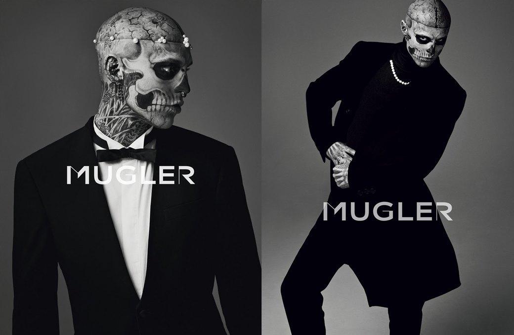 История одной марки:  Thierry Mugler. Изображение № 10.