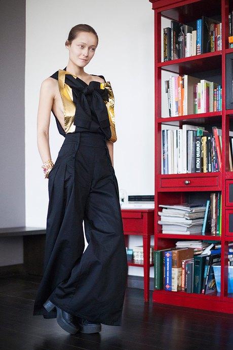 Дарья Шаповалова, идеолог  Kiev Fashion Days. Изображение № 28.