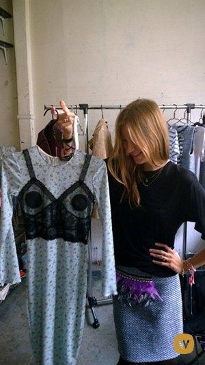 Прямой репортаж  с Paris Fashion Week:  День 3. Изображение № 12.