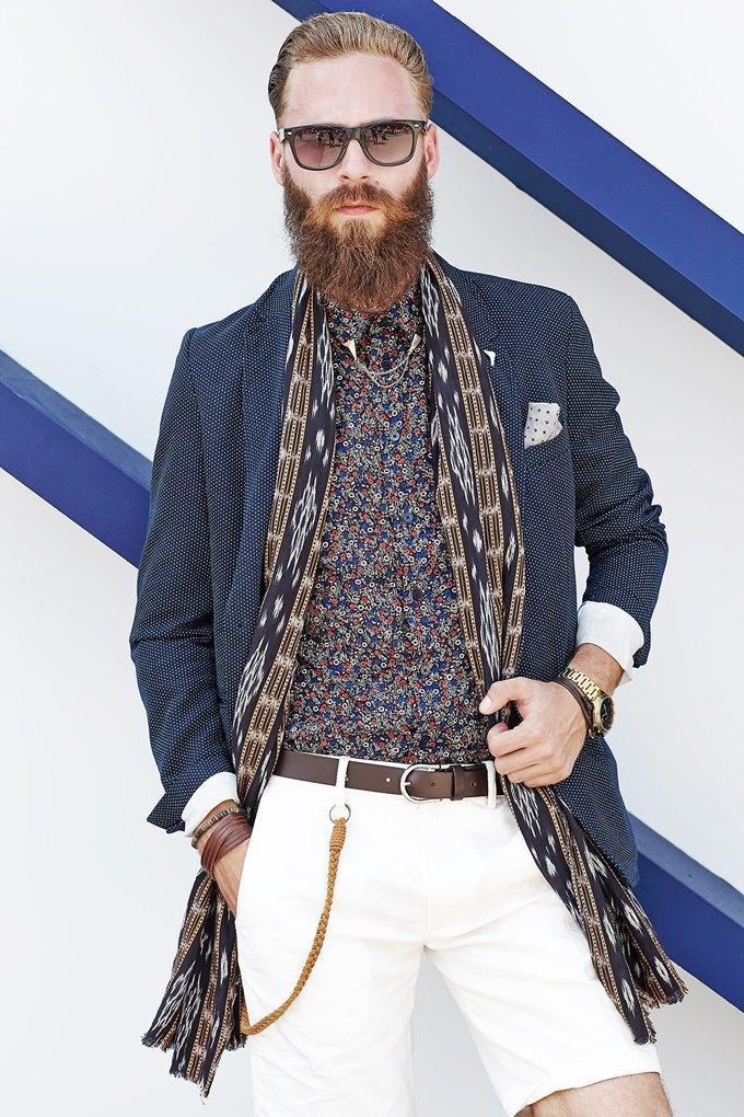 Модники с Pitti Uomo  о женском и мужском стиле. Изображение № 11.