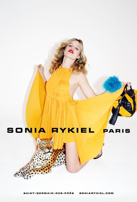 Соня Рикель:  Дизайнер, задававшая  моду на свободу. Изображение № 5.