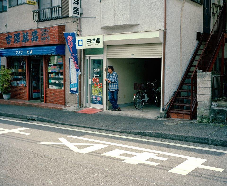 «Частные мысли»: Созерцание в городской среде. Изображение № 8.