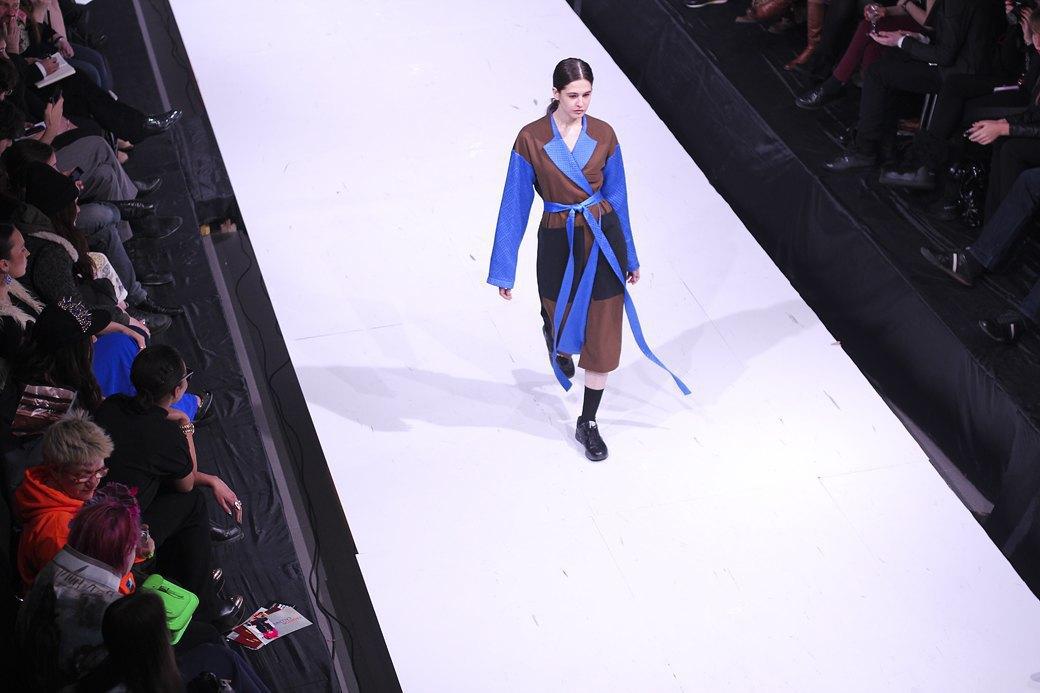 Чрезвычайное положение: Kiev  Fashion Days в снежную бурю. Изображение № 10.