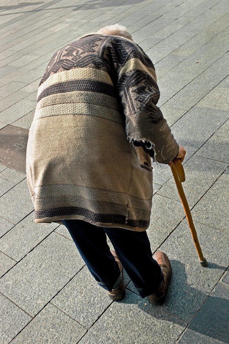«Проект Я»:  Безвестные  пожилые горожане. Изображение № 7.