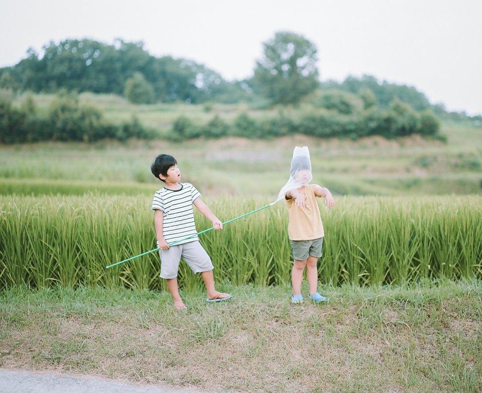 «Хару и Мина»: Летопись детства. Изображение № 13.
