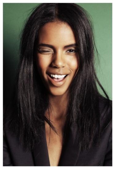 Новые лица: Грейс Махари, модель. Изображение № 23.