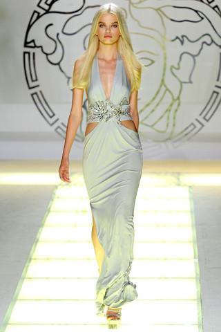 Milan Fashion Week: показ Versace SS 2012. Изображение № 39.