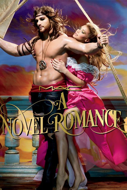 Любовные романы, страстные тени и другая дичь в коллекции MAC. Изображение № 1.