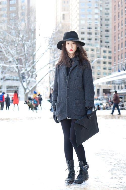 Неделя моды в Нью-Йорке,  часть I. Изображение № 36.