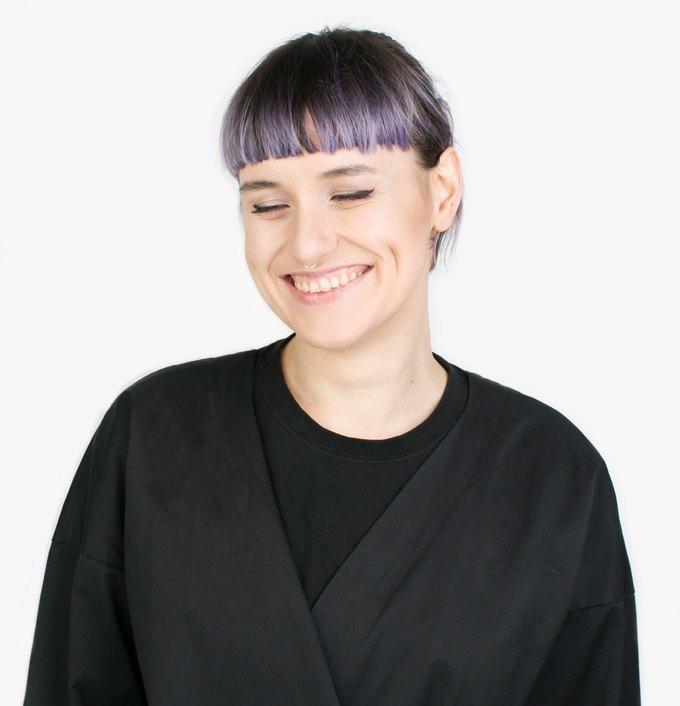 Парикмахер Саша Котенкова о вдохновении и любимой косметике. Изображение № 1.