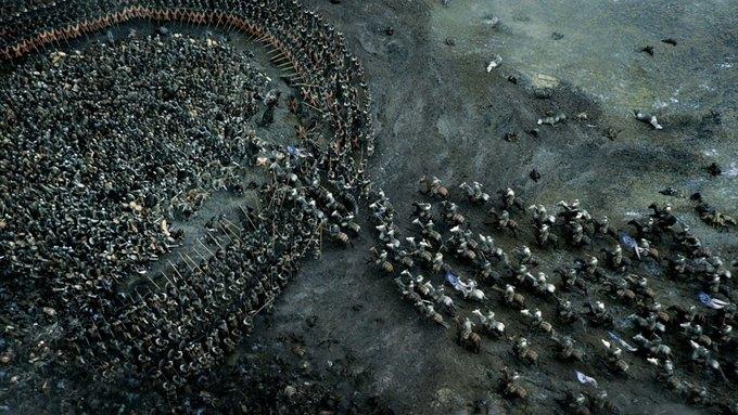Историки раскритиковали сцену «битвы бастардов» из «Игры престолов». Изображение № 3.