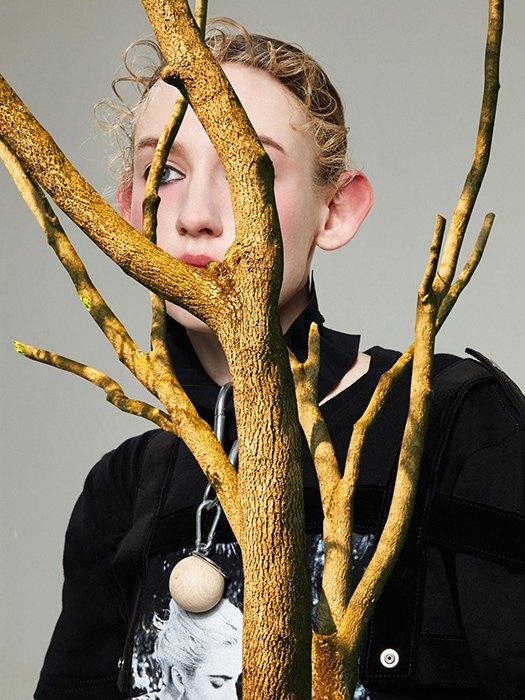 Украинские фотографы Synchrodogs сняли лукбук для Леди Гаги. Изображение № 1.