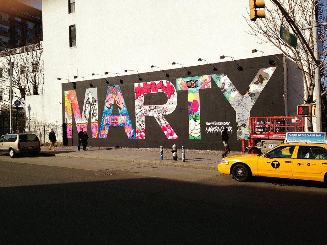 Легенда фотожурналистики Марта Купер о 80-х, граффити и покемонах. Изображение № 4.