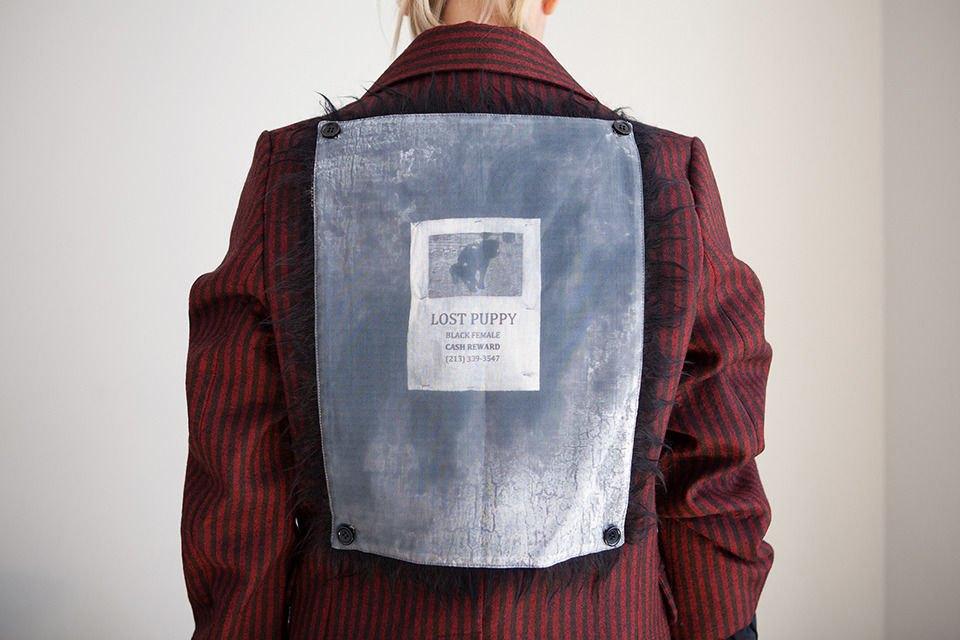 Анна Песонен, младший редактор моды финского журнала SSAW. Изображение № 26.