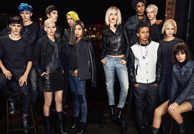 У DKNY вышла рекламная кампания с «настоящими нью-йоркцами». Изображение № 13.