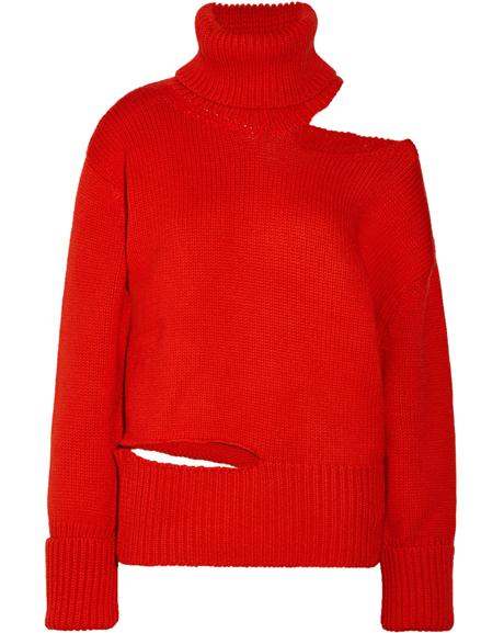 Очень холодно: 10 шерстяных свитеров от простых до роскошных  . Изображение № 9.
