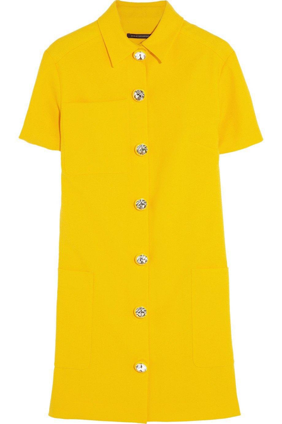 Платья-рубашки  в весенне-летних коллекциях. Изображение № 13.