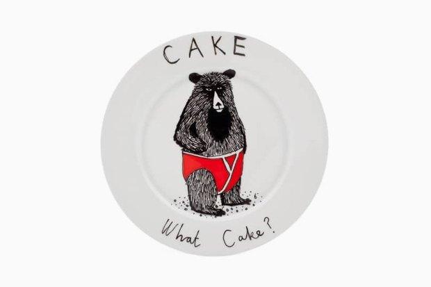 Обаятельная посуда с ироничными зверюгами. Изображение № 15.