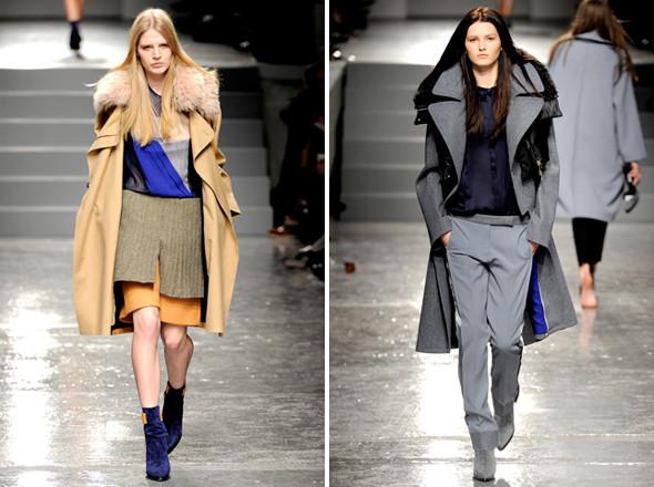 Показы на London Fashion Week AW 2011: день 5. Изображение № 2.