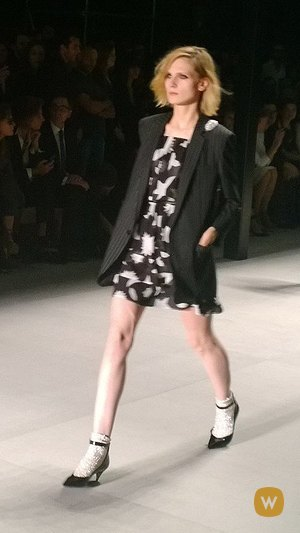 Прямой репортаж  с Paris Fashion Week:  День 7. Изображение № 12.
