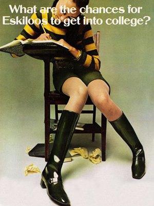 По колено: Как менялась мода на сапоги. Изображение № 5.
