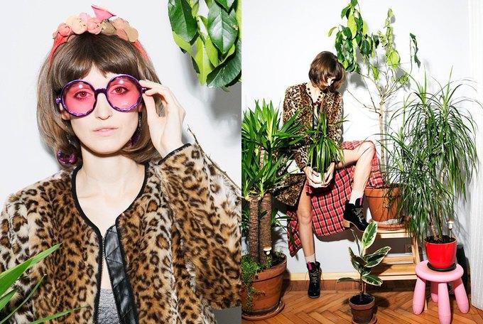 Леопард и клетка в новом лукбуке Click-boutique. Изображение № 1.