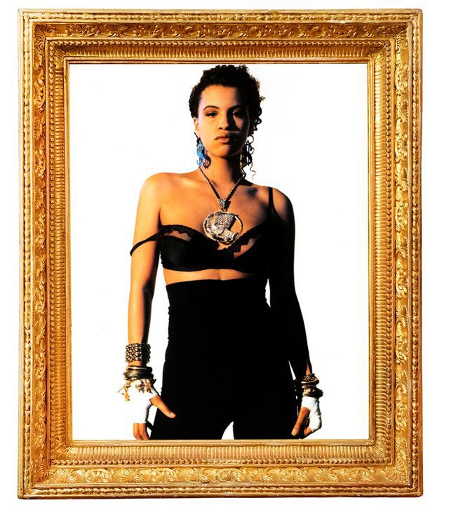 Неистовый респект: Женщины в хип-хопе,  часть I . Изображение № 20.
