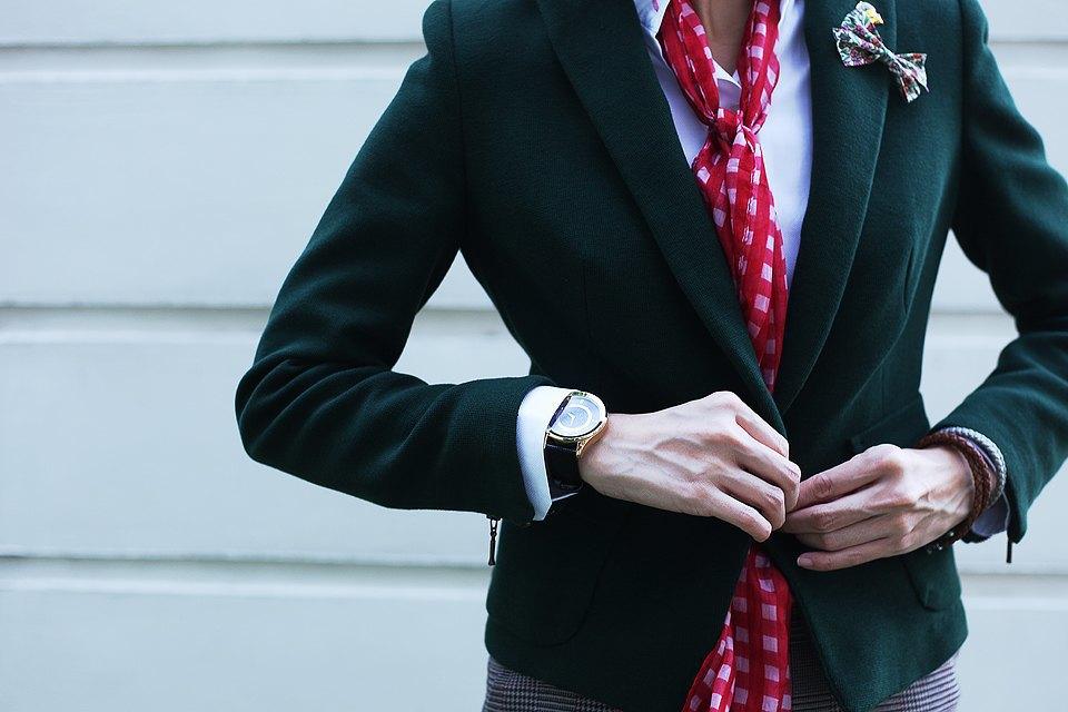 Гардероб: Джени Кай,  директор моды Esquire Singapore . Изображение № 9.