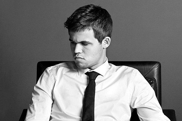 Новое имя: Чемпион  мира по шахматам Магнус Карлсен. Изображение № 2.