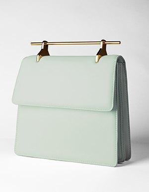 Геометричные сумки M2Malletier. Изображение № 5.